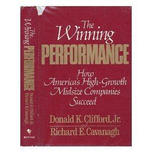 9780553344639: Winning Performance