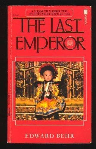9780553344745: Last Emperor,the