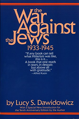 9780553345322: The War Against the Jews: 1933-1945