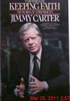 Keeping Faith (0553345710) by Jimmy Carter