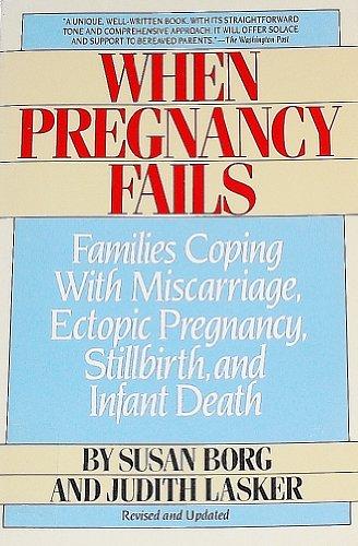 WHEN PREGNANCY FAILS: Borg, Susan