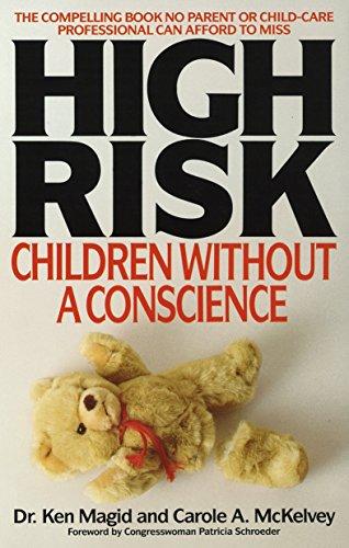 High Risk: Children Without a Conscience: Magid, Ken/ McKelvey,