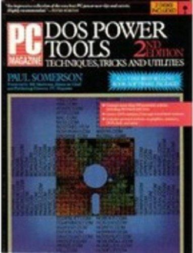 9780553347012: DOS Power Tools