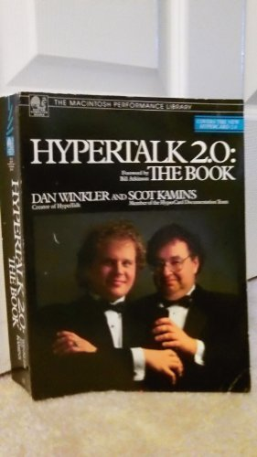 HYPERTALK 2.0 THE BOOK (The Macintosh performance: Dan Winkler