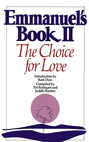 9780553347500: Emmanuel's Book II: The Choice for Love