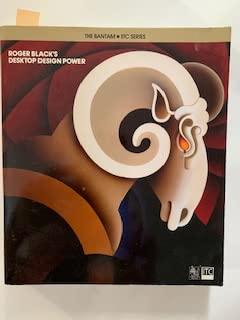 Roger Black's Desktop Design Power (Bantam Itc Series) (0553347527) by Black, Roger
