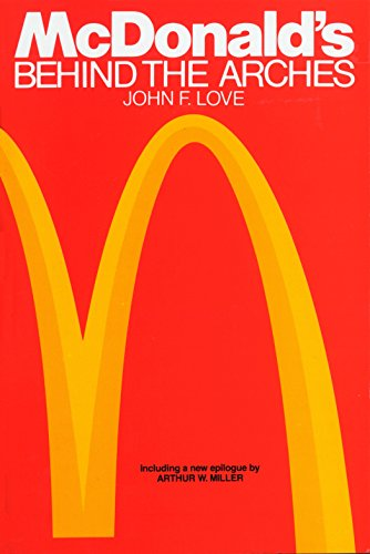 9780553347593: McDonald's: Behind The Arches