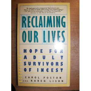 9780553347784: Reclaiming our Lives: Hope for Adult survivors of Incest