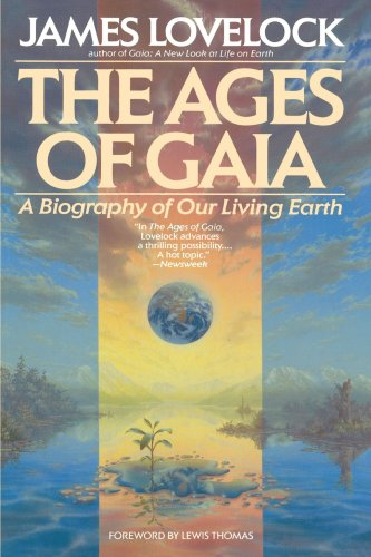 9780553348163: The Ages of Gaia: A Biography of Our Living Earth (Commonwealth Fund Book Program)