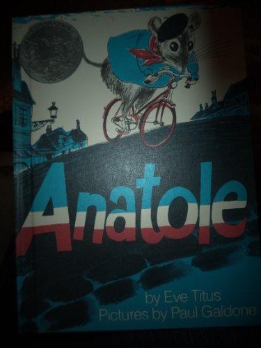 9780553348705: Anatole