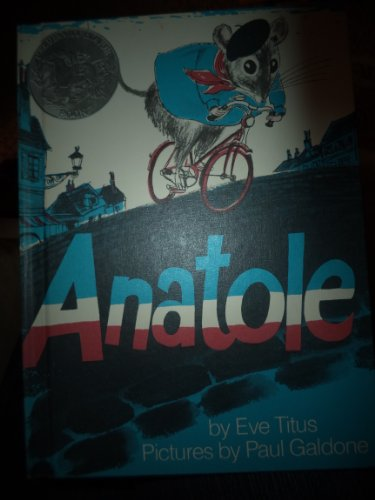 9780553348705: Anatole (A Bantam little rooster book)