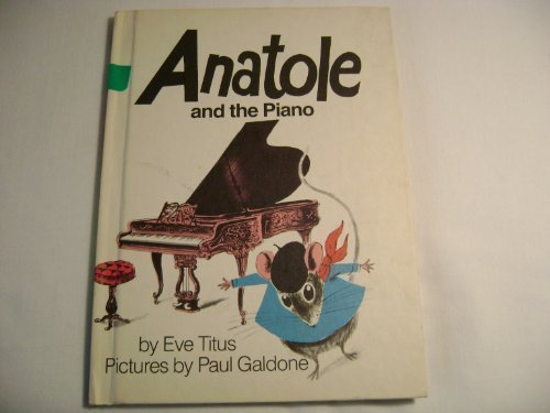 9780553348880: ANATOLE AND THE PIANO (Little Rooster)