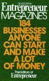 9780553349153: Entrepreneur Magazine's 184 Businesses Anyone Can Start and Make a Lot of Money