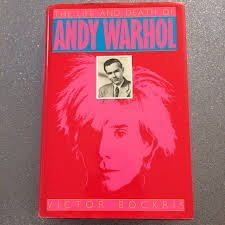9780553349290: The Life and Death of Andy Warhol