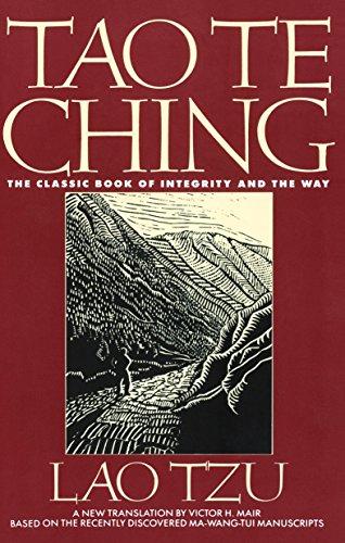 Tao Te Ching: The Classic Book of: Lao Tzu