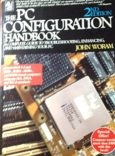 9780553349474: PC Configuration Handbook 2nd