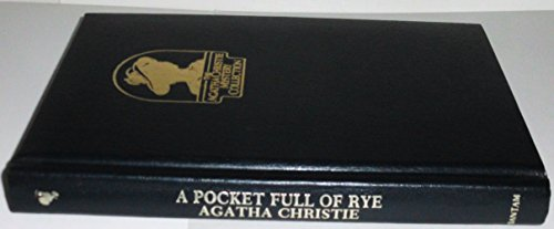 A Pocketful of Rye: Christie, Agatha