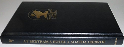 9780553350630: At Bertram's Hotel (Agatha Christie Mystery Collection)