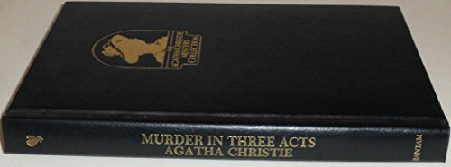 9780553350692: Murder in Three Acts (Hc Collection Series)
