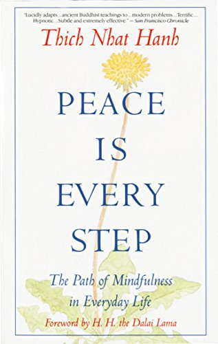 9780553351392: Peace Is Every Step: The Path of Mindfulness in Everyday Life