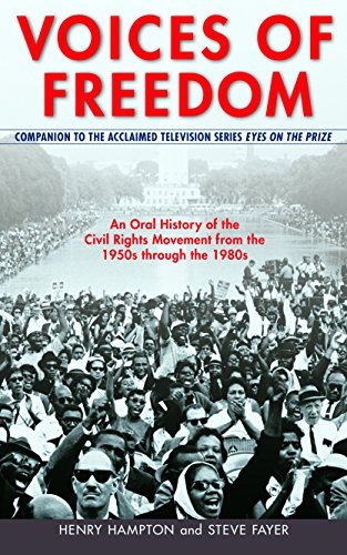9780553352320: Voices of Freedom: An Oral History of the Civil Rights Movement from the 1950s Through the 1980s