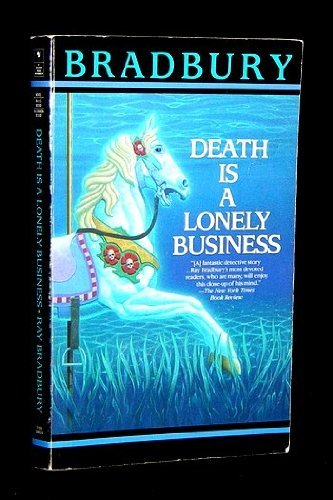 9780553354621: Death Is a Lonely Business