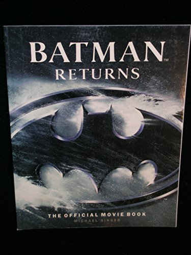 9780553370300: Batman Returns: The Official Book of The