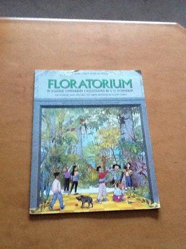 9780553371451: Floratorium (A Bank Street Museum Book)
