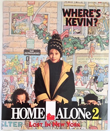 Where's Kevin? Home Alone 2 : Lost In New York: Frank Fitzgerald