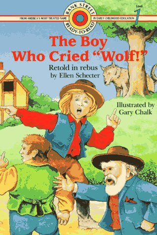 The Boy Who Cried Wolf (Bank Street Ready-to-Read, Level 1): Ellen Schecter