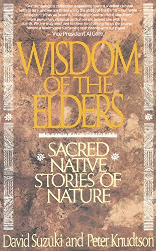 9780553372632: Wisdom of the Elders: Sacred Native Stories of Nature