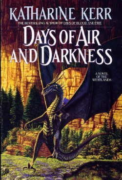 9780553372892: Days of Air and Darkness