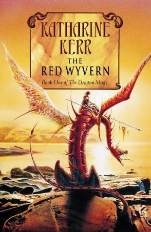 9780553372908: The Red Wyvern (Dragon Mage, Book 1)