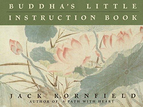 9780553373851: Buddha's Little Instruction Book
