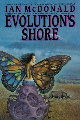 9780553374353: Evolution's Shore