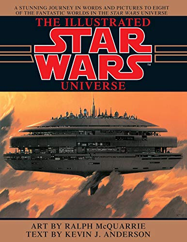 9780553374841: The Illustrated Star Wars Universe