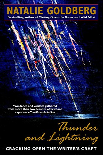 9780553374964: Thunder and Lightning: Cracking Open the Writer's Craft