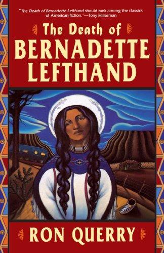 9780553375367: The Death of Bernadette Lefthand