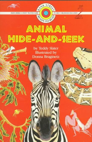 9780553375817: Animal Hide-And-Seek (Bank Street Ready-to-Read)