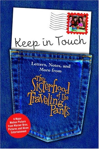 9780553376081: Keep in Touch: Letters, Notes, and More from The Sisterhood of the Traveling Pants