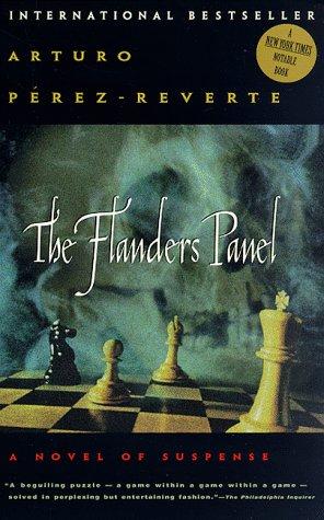 9780553377866: The Flanders Panel