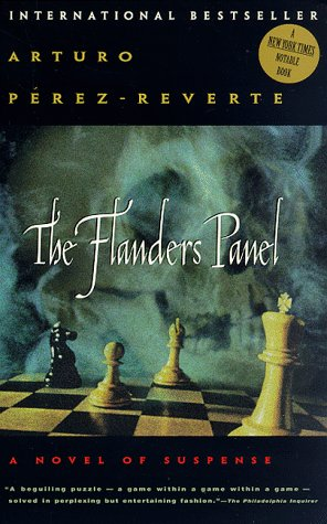 9780553377866: The Flanders Panel