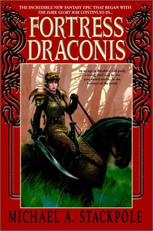 9780553379198: Fortress Draconis (Dragoncrown War Cycle)
