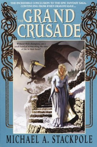 The Grand Crusade (The DragonCrown War Cycle, Book 3)
