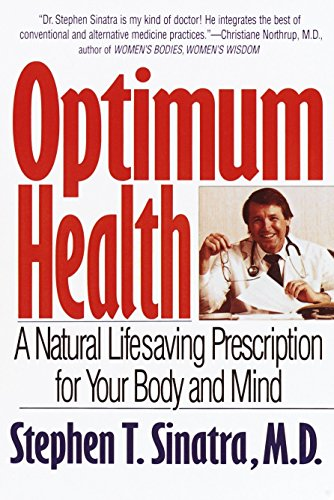 9780553379228: Optimum Health: A Natural Lifesaving Prescription for Your Body and Mind