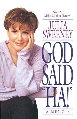 9780553379235: God Said, Ha!: A Memoir