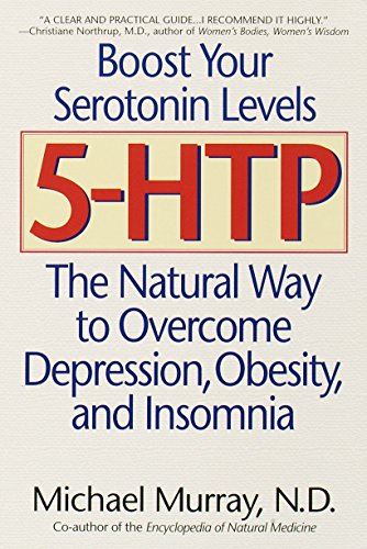 9780553379464: 5-HTP: The Natural Way to Overcome Depression, Obesity, and Insomnia