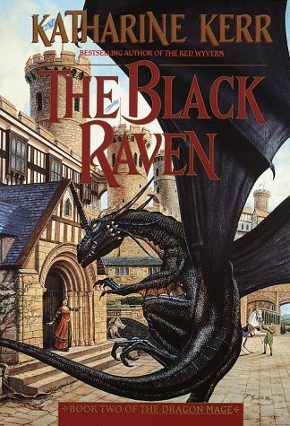 9780553379501: The Black Raven: Book Two of the Dragon Mage