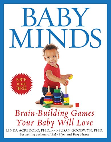 9780553380309: Baby Minds: Brain-Building Games Your Baby Will Love