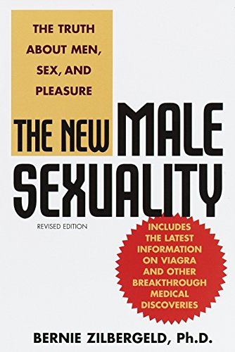 9780553380422: The New Male Sexuality: The Truth about Men, Sex, and Pleasure